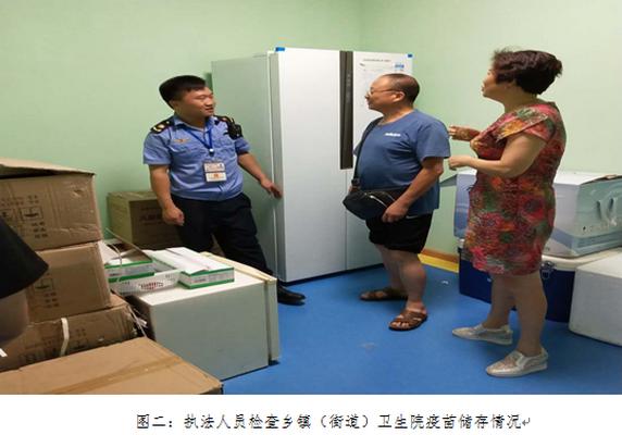 黔西县市场监督管理局组织开展疫苗专项检查